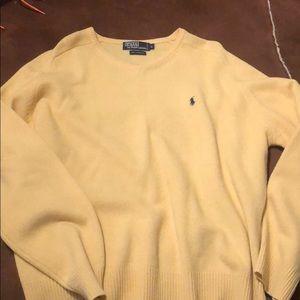 Polo Lambswool sz L sweater